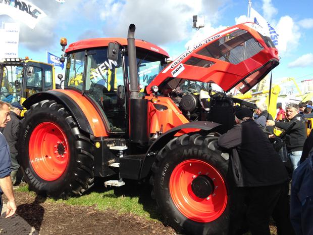 The new Zetor Crystal