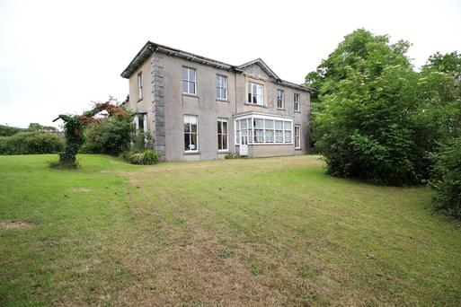Smithstown House in Meath sold for €610,00 at auction