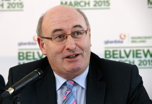 European Agriculture Commissioner Phil Hogan.