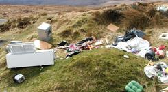 Blight: an isolated upland area in Co Wicklow targeted by dumping gangs