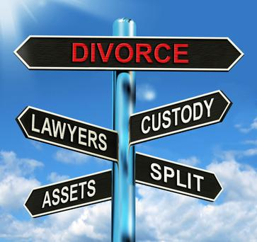 Losing the family farm through divorce is an issue