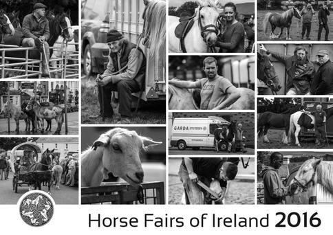 Horse Fairs of Ireland calendar 2015