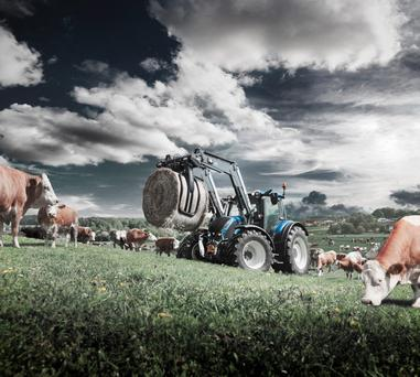 The N Series is tailor made according to the customer's preferences at the Valtra factory in Suolahti, Finland.