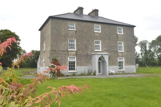 There has been considerable local and outside interest in Laragh House and farm in Co Roscommon