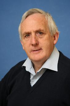 Professor Tom Buckley is head of the microbiology unit at the Irish Equine Centre