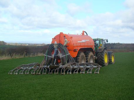 A properly maintained tanker is essential for getting the optimum value from slurry.