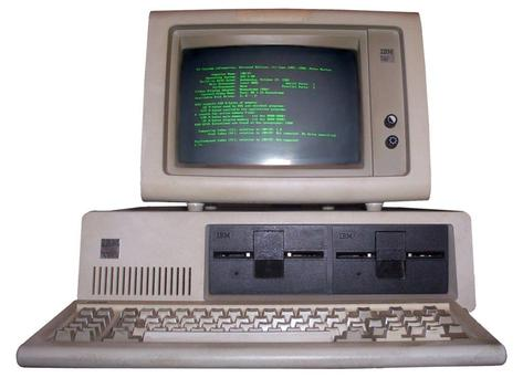 Personal computers in the 1980s were clunky machines with eye-watering price tags.
