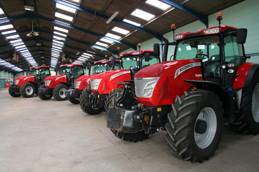 Irwin Brothers are the new McCormick tractor dealers for Co Fermanagh and the border region.