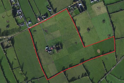 Farm for sale at Balinahow, Co Tipperary