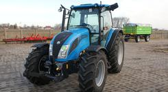 One of the models in the Landini 5-100 range.