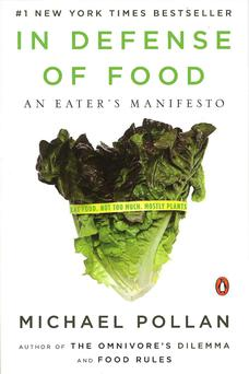 Michael Pollan's book examines the impact of modern diets and eating habits on our health.