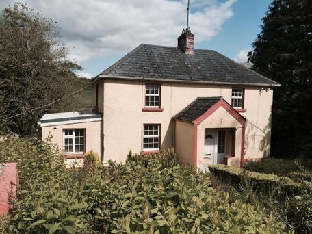 The property on 35ac is located near Stradone, 8km from Cavan town.