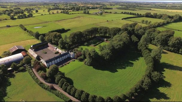 Cooliney is a 50ac estate with restored period residence located near Kilreekil, close to the Dublin/Galway motorway.