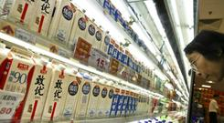 The cheapest pasteurised milk in China costs €3.50 per litre.