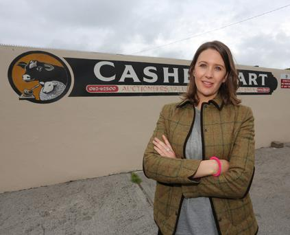 Cashel Mart manager Alison de Vere Hunt has had five break-ins at her premises in the past year.