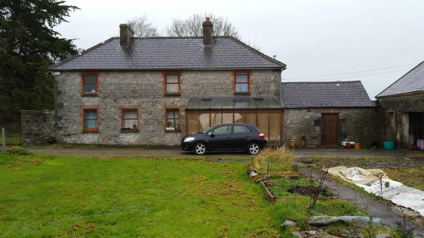 The property is located at Shrahane near the Ballysimon Road on the outskirts of Limerick city.