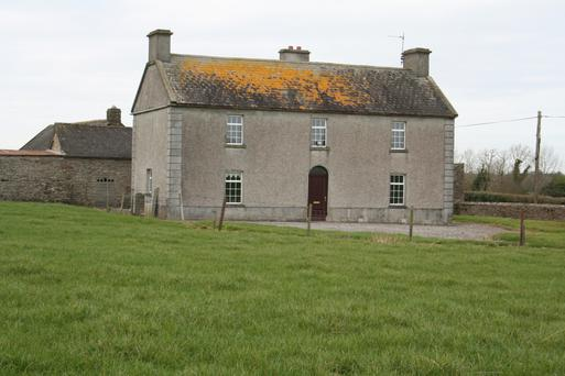 The 80ac residential farm is located at Fancroft near Roscrea on the Offaly/Tipperary border.