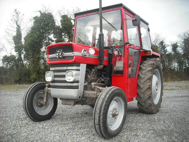 C&G manufactures cabs for popular Massey Ferguson and Ford heritage models.