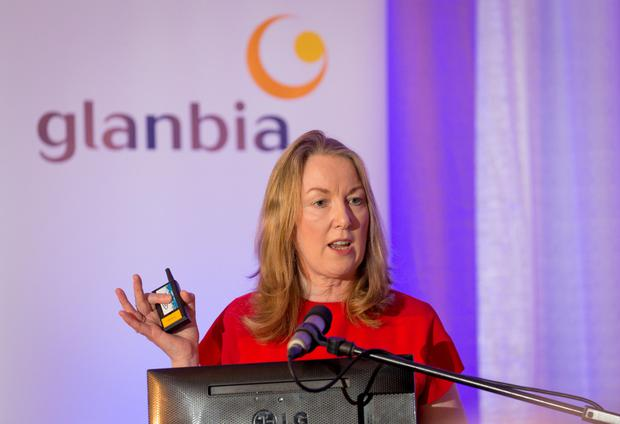 Glanbia 2016 earnings up 11%, new entity announced