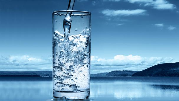 Health risk: 20,000 households in Ireland face a health risk due to contaminated water.