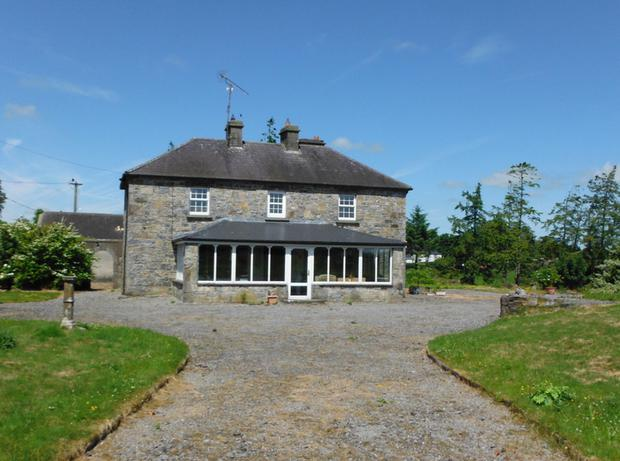 Kilpatrick House is situated on 108ac near Collinstown in Co Westmeath.