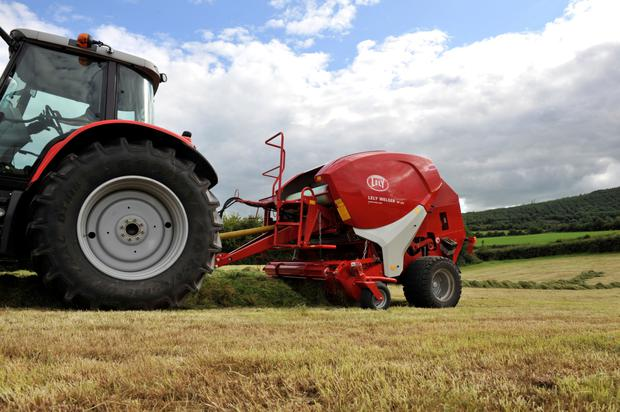 Lely baler - there are steps to ensure your baler is in optimum condition.