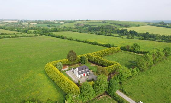 The farm at Drumshinny, Co Louth is described as top quality grazing land.