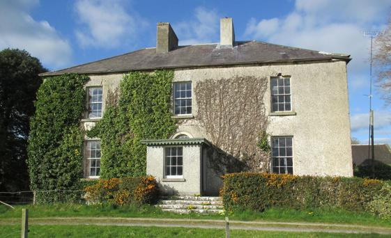 The period property and 136ac near Mountnugent sold at auction for €977,500.
