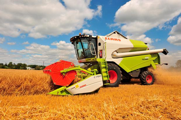 Ensure you follow a maintenance schedule to keep your combine running well
