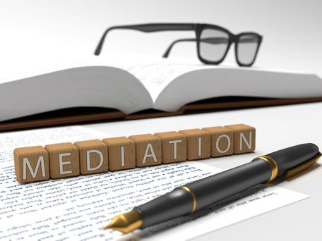 Mediation is widely used in disputes