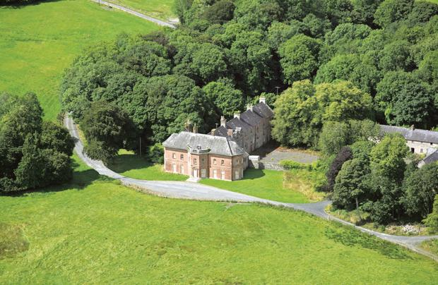 Newhall House on 310ac near Ennis in Co Clare sold at auction for €1.7m