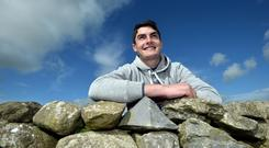 FBD Young farmer of the Year Kevin Moran