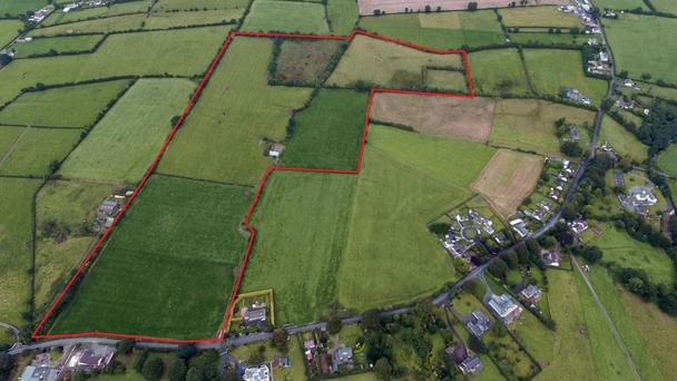 The 50ac residential farm is located at Ballygasheen near Nenagh