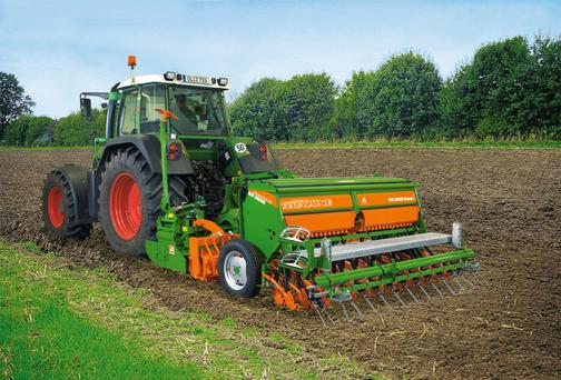 The APV seeder is an option for farmers looking to re-seed on a budget. It will part of a wide range of machinery that will be showcased Eardly Agri Services at the Ploughing