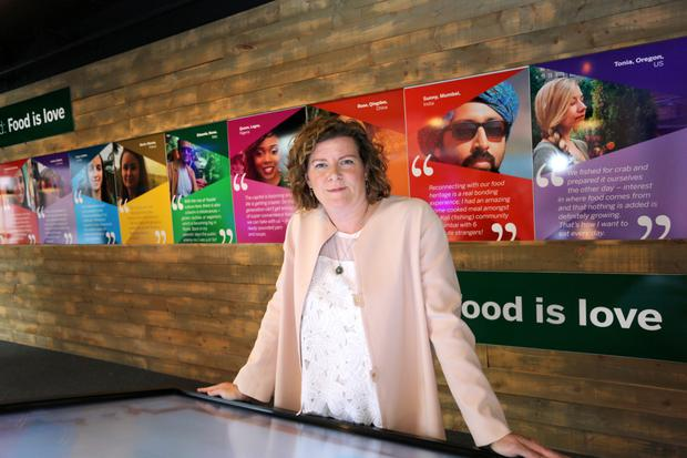 Helen King, Bord Bia's director of consumer insight and innovation
