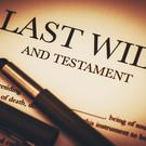 If you are considering making a will you should discuss the matter with family members as well as getting legal advice