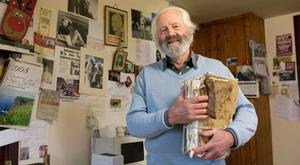 Willie Daly at home on his farm near Ennistymon, Co Clare. Photo: Eamon Ward