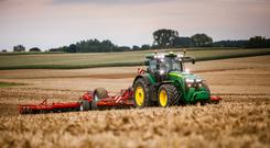 Within the past 10 years, John Deere dealers around Europe have reduced in number but those remaining have in some instances more than doubled their businesses.