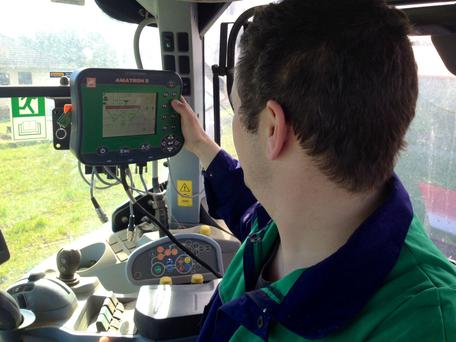 Smart farming innovations can improve yields, with the FTMTA urging Minister Creed to consider grant aiding such technology