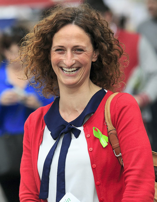 Sinn Féin MEP Lynn Boylan Photo: Collins