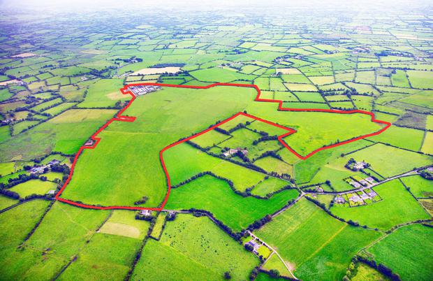 183ac property located at Lodge, about 5km from Hospital in Co Limerick