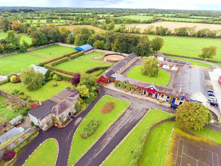 Ballymacoll Stud, Dunboyne, Co Meath