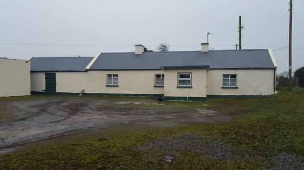 Residential farm on 54ac at Ferbane, Co Offaly