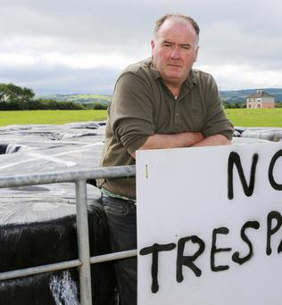 Seamus Sherlock has bounced back from his own debt problems to become a rural issues campaigner