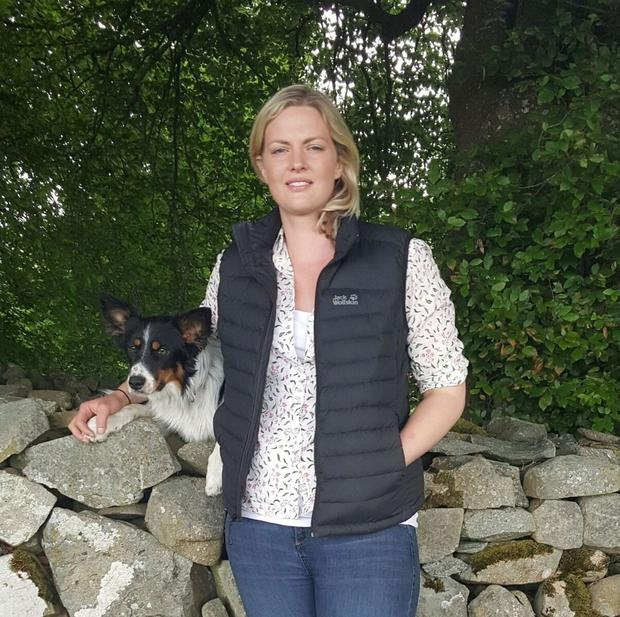 Jane Shackleton has a rural farm on the shores of Mullagh Lake
