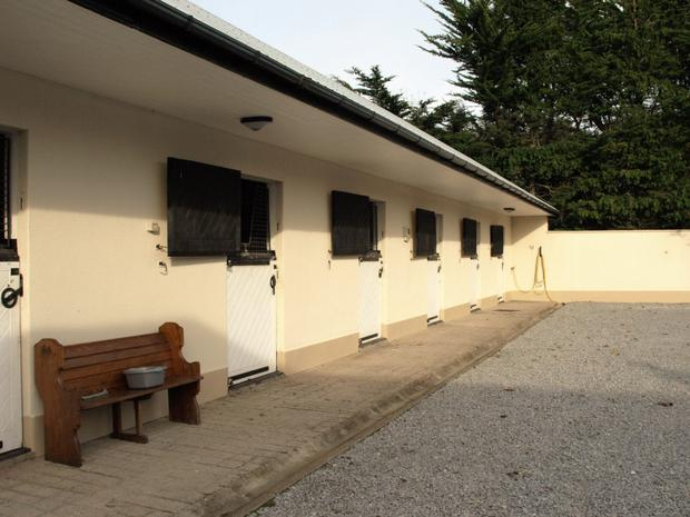 Stables at Ballyvoan, Co Limerick