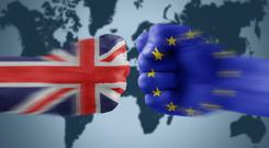 Brexit could be a slow and painful process
