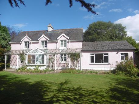 Killaloan House stands on 30ac and is located 6km from Clonmel. It was bought at auction by a local man