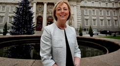 Regina Doherty is opposed to the plan