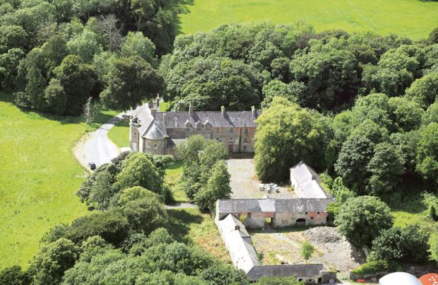 Newhall House on 310ac near Ennis, Co Clare sold for €1.7m